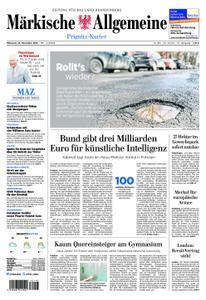Märkische Allgemeine Prignitz Kurier - 14. November 2018