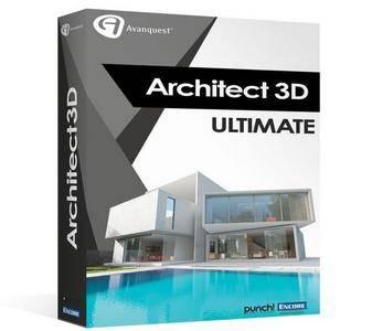 Avanquest Architect 3D Ultimate 2017 Mac 19.0.8