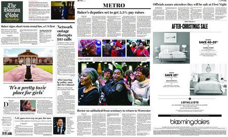 The Boston Globe – December 29, 2018