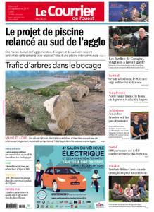 Le Courrier de l'Ouest Angers – 25 septembre 2019
