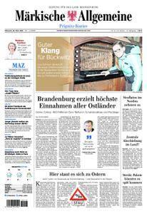 Märkische Allgemeine Prignitz Kurier - 28. März 2018