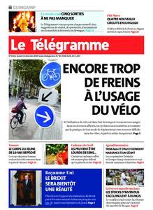 Le Télégramme Guingamp – 14 décembre 2019