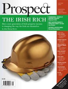 Prospect Magazine - January 2008