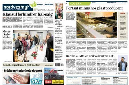 Nordvestnyt Holbæk Odsherred – 27. november 2017