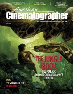 American Cinematographer - May 2016