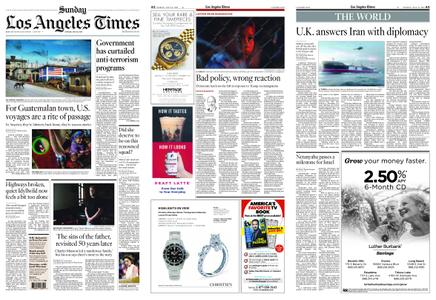 Los Angeles Times – July 21, 2019