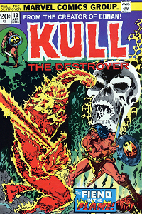 Kull the Destroyer - Volume 13 - Le Torce Dell'Inferno