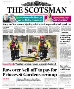 The Scotsman - 16 February 2020