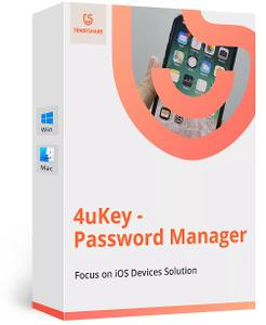 Tenorshare 4uKey Password Manager 1.3.0.6 Multilingual