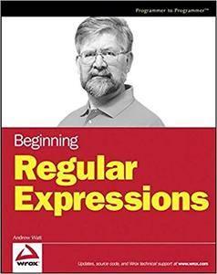 Beginning Regular Expressions (Repost)