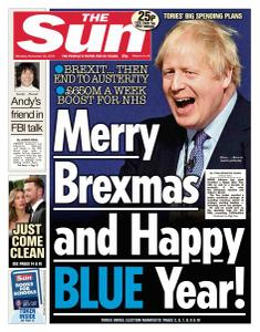 The Sun UK - 25 November 2019
