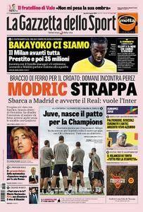 La Gazzetta dello Sport - 9 Agosto 2018
