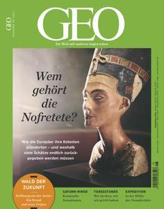 Geo Germany - August 2021