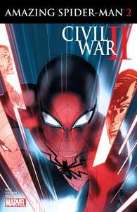 Civil War II - Amazing Spider-Man 002 2016 2 covers Digital Zone-Empire
