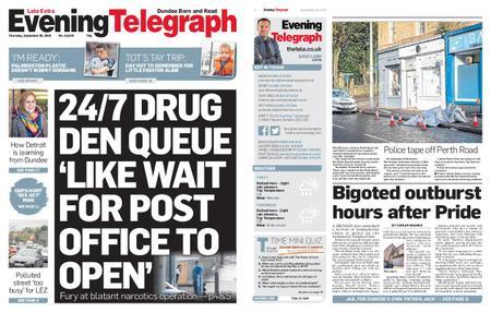 Evening Telegraph First Edition – September 26, 2019