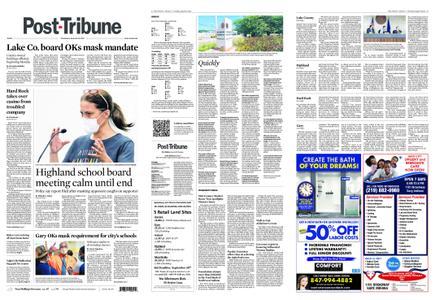 Post-Tribune – August 19, 2021