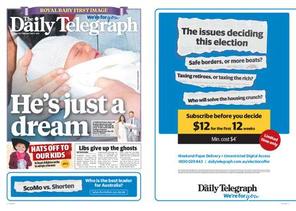 The Daily Telegraph (Sydney) – May 09, 2019