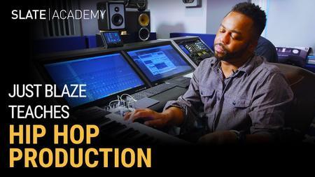 Just Blaze Hip-Hop Production Masterclass (2019)