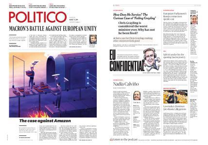 Politico Europe – March 07, 2019