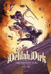Delilah Dirk - Integrale 1 - Delilah Dirk et le Lieutenant Turc