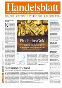 Handelsblatt - 18. Februar 2016