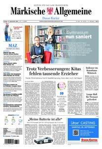 Märkische Allgemeine Dosse Kurier - 27. September 2019