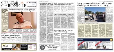 Gibraltar Chronicle – 10 June 2020