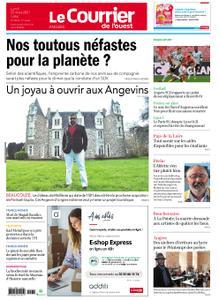 Le Courrier de l'Ouest Angers – 22 mars 2021