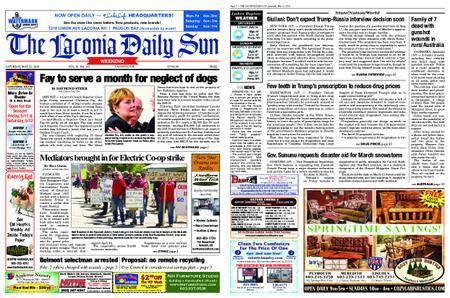 The Laconia Daily Sun – May 12, 2018