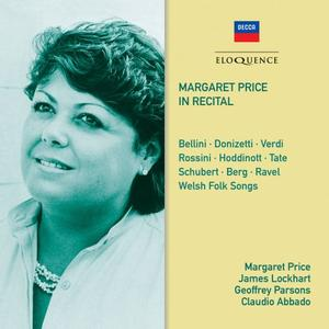 Margaret Price - Margaret Price In Recital (2019)