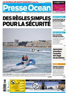 Presse Océan Saint Nazaire Presqu'île – 08 août 2020