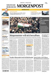 Solinger Morgenpost – 07. Januar 2020