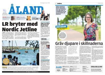 Ålandstidningen – 19 juli 2018