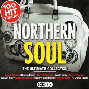 VA - Northern Soul Ultimate Collection [5CD] (2018)