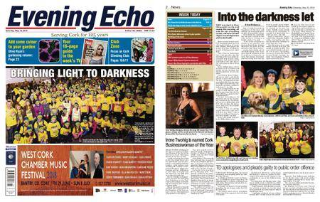Evening Echo – May 12, 2018