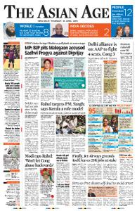 The Asian Age - April 18, 2019
