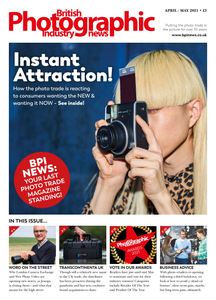 British Photographic Industry News - April/May 2021