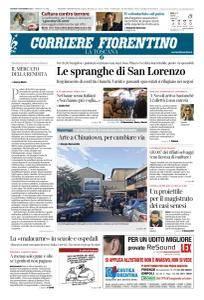 Corriere Fiorentino La Toscana - 9 Novembre 2017