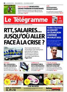 Le Télégramme Guingamp – 11 juin 2020