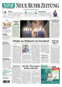 NRZ Neue Ruhr Zeitung Essen-Postausgabe - 19. Dezember 2017