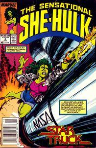 Sensational She-Hulk 1989 006