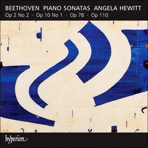 Angela Hewitt - Ludwig van Beethoven: Piano Sonatas, Op. 2 No. 2, Op. 10 No. 1, Op. 78, Op. 110 (2015) [Re-Up]