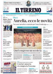 Il Tirreno Livorno - 21 Gennaio 2021