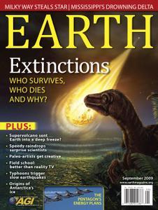 Earth Magazine - September 2009