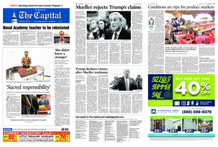The Capital – July 25, 2019