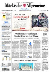 Märkische Allgemeine Fläming Echo - 20. April 2019