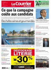 Le Courrier de l'Ouest Angers – 21 février 2020