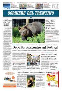 Corriere del Trentino - 5 Giugno 2018