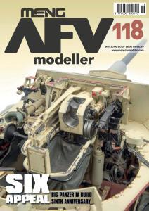 Meng AFV Modeller - Issue 118 - May-June 2021