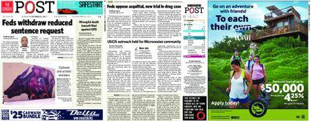 The Guam Daily Post – October 08, 2017